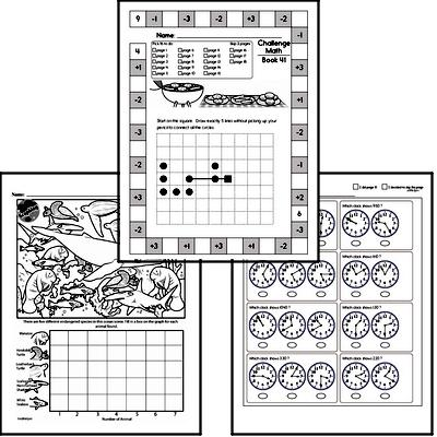 Weekly Math Workbook #41