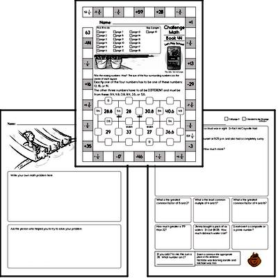 Weekly Math Workbook #44