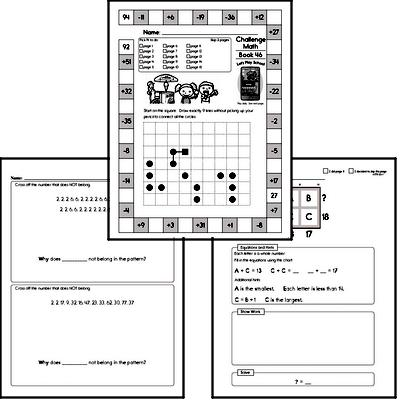 Weekly Math Workbook #46