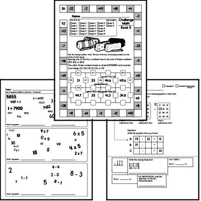 Weekly Math Workbook #5