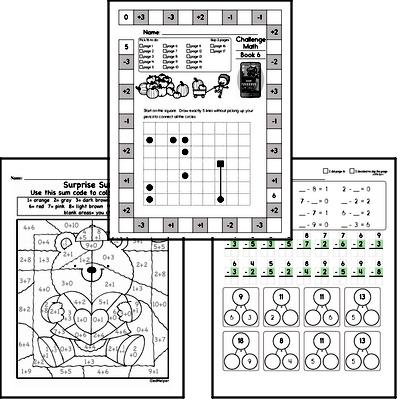 Weekly Math Workbook #6