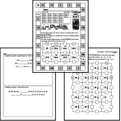 Weekly Math Workbook #9