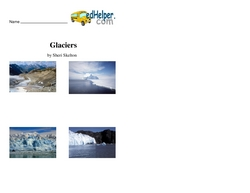read and write book glaciers. Black Bedroom Furniture Sets. Home Design Ideas