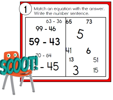 Free Subtraction Worksheets  EdhelperCom