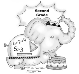 Second Grade Worksheets