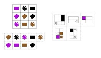 Shape Brain Teaser Puzzles