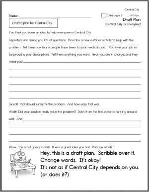 Free Spring Worksheets | edHelper com