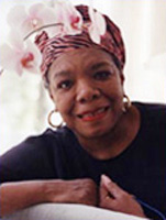 Birthday of Maya Angelou<BR>Multi-talented Maya Angelou