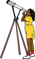 Sky Awareness Week<BR>The Telescope
