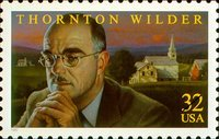 Birthday of Thornton Wilder<BR>Top Ten Facts about Thornton Wilder