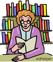 Thank You School Librarian Day<BR>The Best Librarian