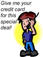 National Fraud Awareness Week<BR>Beware of Fraud!