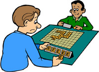 Scrabble Week<BR>Scrabble