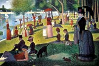 Georges Seurat<BR>Georges Seurat, the Artist Who Made His Point