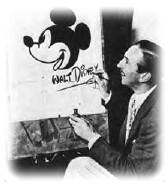 Walt Disney's birthday<BR>Walt Disney