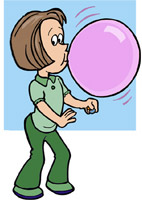Bubble Gum Day<BR>Oops~