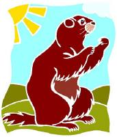 Ground Hog Day<BR>Groundhog Day
