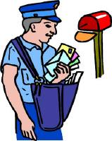 Thank a Mailman Day<BR>The Mailman