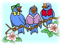 Great Backyard Birdcount Week<BR>How Many Birds?