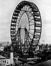 Ferris Wheel Day<BR>George W. G. Ferris