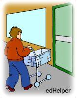 Return Carts to Supermarket Day<BR>Returns A La Cart