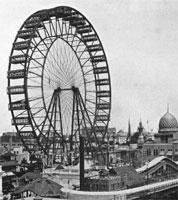 Ferris Wheel Day<BR>The Big Wheel