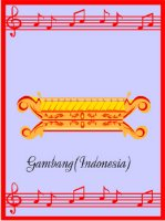 Indonesia  Culture  edHelper.com