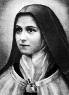 Saint Th�r�se of Lisieux<BR>Saint Thér�se of Lisieux, the Little Flower