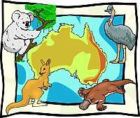 Australia Day<BR>A Trip Down Under