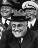 Franklin D. Roosevelt's Birthday<BR>Franklin D. Roosevelt