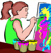 Inspire Your Heart With Art Day<BR>Marla Paints