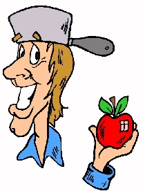 johnny appleseed rh edhelper com johnny appleseed clip art apples johnny appleseed day clipart