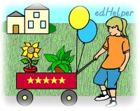 Take Your Houseplant for a Walk Day<BR>Penny's Parade