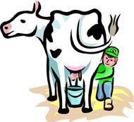 Dairy Month<BR>A Trip to the Dairy Farm