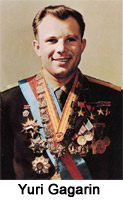 Being First<BR>Yuri Gagarin: Being First