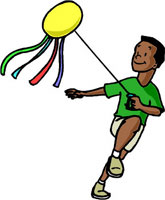 Kite Flying Day<BR>I Think I Want to Be a Kite