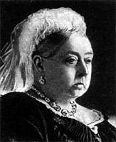 Victoria Day<BR>Queen Victoria