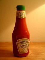 Pass the Ketchup