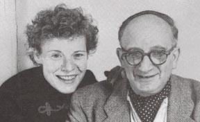 Parents of Curious George: H.A. and Margret Rey