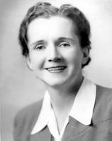 Rachel Carson, Founder of the Environmental Movement
