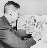 Theodor Seuss Geisel: A Determined Author