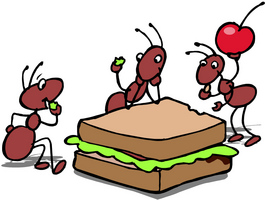 The Ants' Picnic