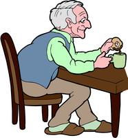 Grandpa Irving