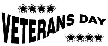 Punctuating Veterans Day