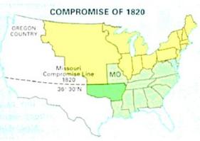 Worksheets Missouri Compromise Worksheet the missouri compromise there were eleven slave states also free that year applied to become a state they wanted be state