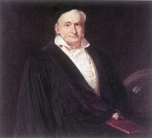 Carl Friedrich Gauss, Mathematician