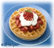 National Waffle Month<BR>Waffles for Breakfast