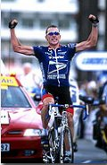Lance Armstrong<BR>Lance Armstrong - Seven-Time Champion