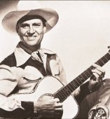 Gene Autry<BR>The Singing Cowboy