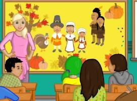 Rest of Thanksgiving Worksheets